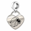 Alpha Delta Pi Heart Drop Charm