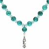 Alpha Epsilon Phi Lavaliere Drop Necklace