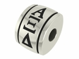 Alpha Xi Delta Sorority Barrel Bead