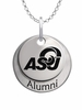 Angelo State Rams Alumni Necklace