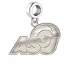Angelo State Rams Dangle Charm