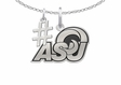 #AngeloStateRams Necklace