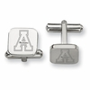 Appalachian State Mountaineers Stainless Steel Cufflinks