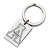 Appalachian State Mountaineers Stainless Steel Key Ring