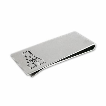 Appalacian State Mountaineers Money Clip