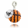 Arizona State Crystal Drop Charm