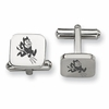 Arizona State Sun Devils Stainless Steel Cufflinks
