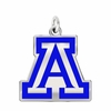 Arizona Wildcats Logo Charm