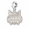 Arizona Wildcats Natural Finish Dangle Charm