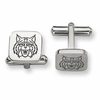 Arizona Wildcats Stainless Steel Cufflinks