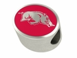 Arkansas Razorbacks Premium Bead