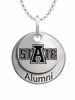 Arkansas State Red Wolves Alumni Necklace