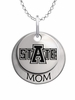 Arkansas State Red Wolves MOM Necklace