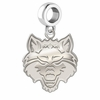 Arkansas State Red Wolves Dangle Charm