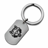 Arkansas State Red Wolves Stainless Steel Key Ring