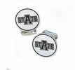 Arkansas State Red Wolves Sterling Silver Cufflinks