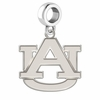 Auburn Tigers Dangle Charm