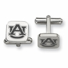 Auburn Tigers Stainless Steel Cufflinks