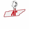 Austin Peay Governors Logo Dangle Charm