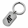 Austin Peay Governors Stainless Steel Key Ring
