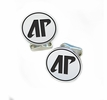 Austin Peay State Governors Sterling Silver Cufflinks