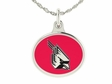 Ball State Cardinals Enamel Charm