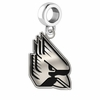 Ball State Cardinals Logo Cut Out Dangle