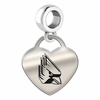 Ball State Heart Dangle Charm