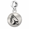Ball State Round Dangle Charm