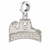 Baylor Bears Dangle Charm
