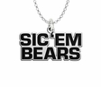 Baylor Bears Spirit Mark Charm