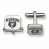 Baylor Bears Stainless Steel Cufflinks