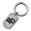 Baylor Bears Stainless Steel Key Ring