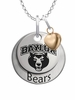 Baylor Bears with Heart Accent