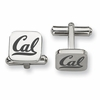 Berkley Golden Bears Stainless Steel Cufflinks