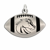 Boise State Broncos Football Charm