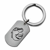 Boise State Broncos Stainless Steel Key Ring