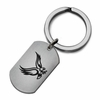 Boston College Eagles Stainless Steel Key Ring