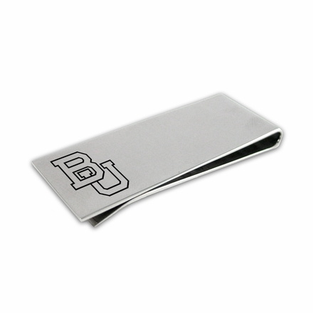 Boston University Terriers Money Clip