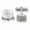 Boston University Terriers Stainless Steel Cufflinks