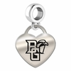 Bowling Green Heart Dangle Charm