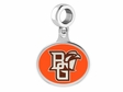 Bowling Green Falcons Enamel Drop