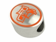 Bowling Green Falcons Enamel Bead