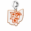 Bowling Green Falcons Logo Dangle Charm