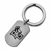 Bowling Green State Falcons Stainless Steel Key Ring