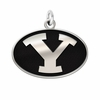 Brigham Young Cougars Silver Charm