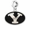 Brigham Young Cougars Logo Cut Out Dangle