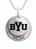 Brigham Young Cougars MOM Necklace