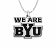 Brigham Young Cougars Spirit Mark Charm
