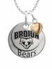 Brown Bears with Heart Accent